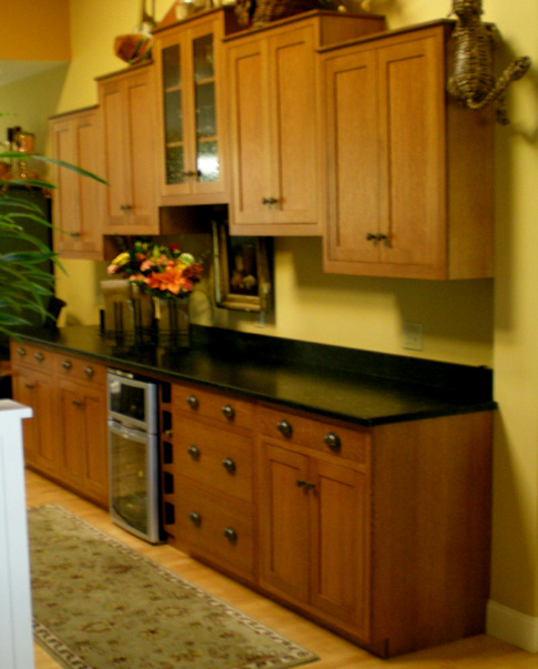 Treehouse Woodworking custom cabinets custom design